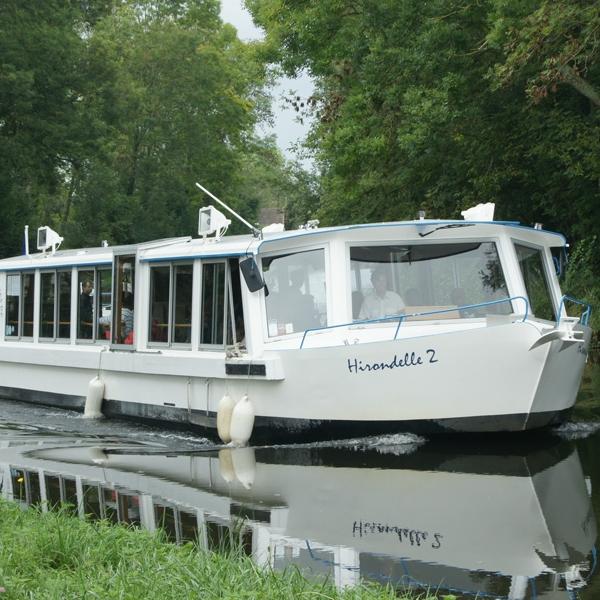 promenade bateau yonne